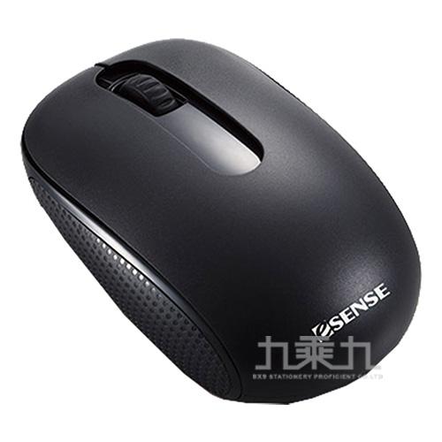 Esense 無線滑鼠 極靜音 12-EOM330