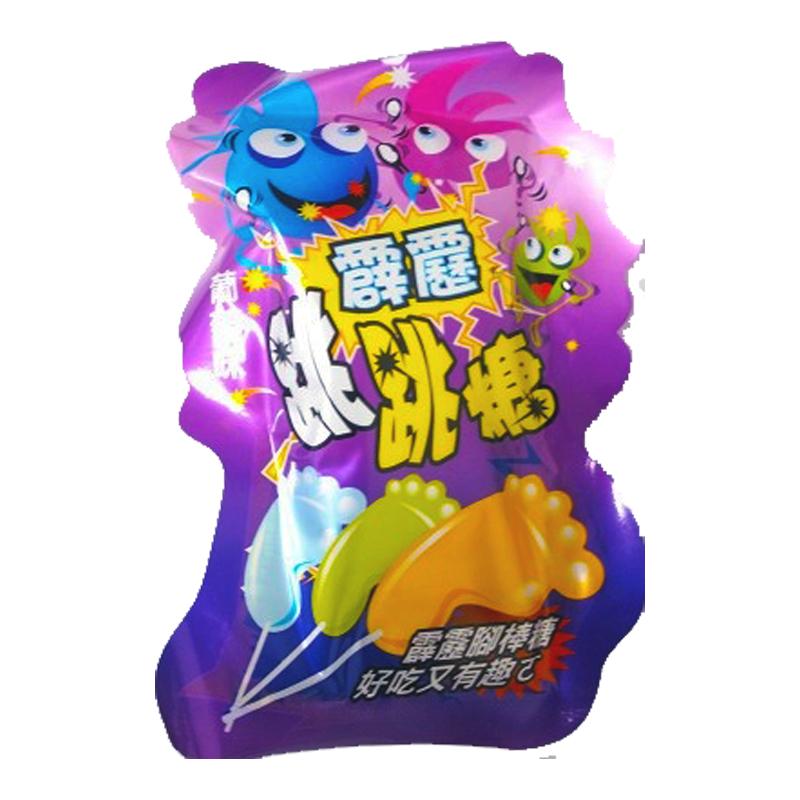 10元霹靂跳跳糖-葡萄