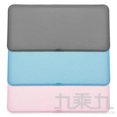 彩色塑膠筆盒(大) UACA84