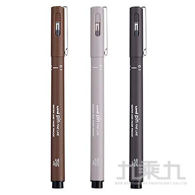 三菱 簽字筆0.1mm PIN01
