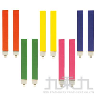 KOKUYO D+方形馬克蠟筆補2入(螢光色) KOKE-SP10-F