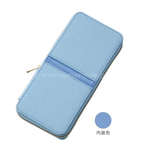 Raymay對折磁鐵固定筆盒 R/M:FY375A