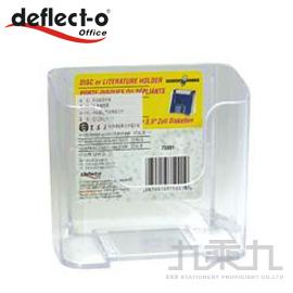 迪多 deflect-o 單層低背目錄架-1/3A4 75001