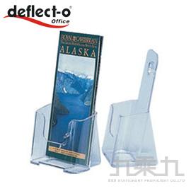 迪多 deflect-o 單層高背目錄架-1/3A4 77501