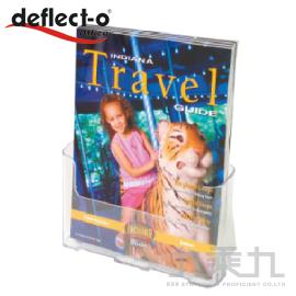 迪多 deflect-o 單層高背目錄架-A4 77001