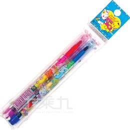 龍和糖貓2*12C彩虹筆