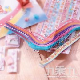珠光星星摺紙 LW-020