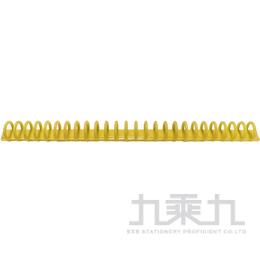塑膠26孔夾-黃 YZG52601-2