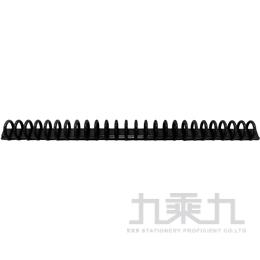 塑膠26孔夾-黑 YZG52601-8