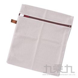 咖啡色雙層洗衣袋角型
