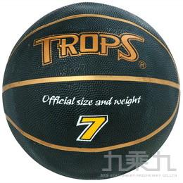 黑色金溝籃球