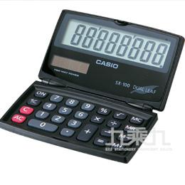 CASIO 計算機SX-100 ﹙8位數﹚