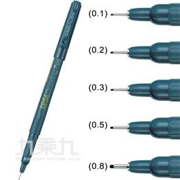 雄獅DP54代用針筆﹙黑﹚