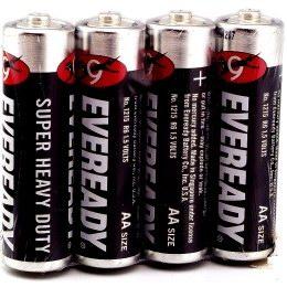 永備電池﹙黑﹚3號 4入