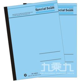 18K藍色平裝筆記本40頁入  80118040