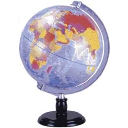 地球儀﹙8吋.藍﹚