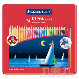 施德樓LUNA基礎水性色鉛筆24色組