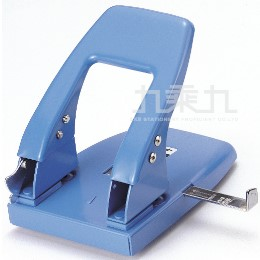 CARL雙孔打洞機﹙藍色﹚NO:85