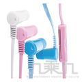 (+49)E-Books入耳式耳機(多色隨機) 1對