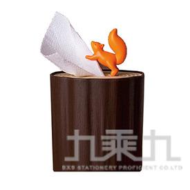 (2011+59) 松鼠造型紙巾筒 1個