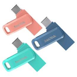SanDisk Ultra Go USB Type-C雙用隨身碟64GB