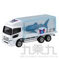 TOMICA 多美小汽車 海游館鯊魚巴士 TM069