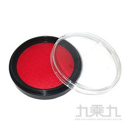 徠福 高級布面印泥 NO.75 (直徑94.7mm)