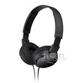 SONY折疊全罩式耳機-黑 MDR-ZX110/B
