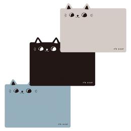O-cat貓耳皮質滑鼠墊