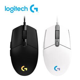 羅技 Logitech G102II代-RGB炫彩遊戲滑鼠