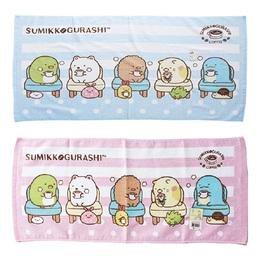(2009+88) 角落生物 純棉洗臉巾1 個 (款式隨機)
