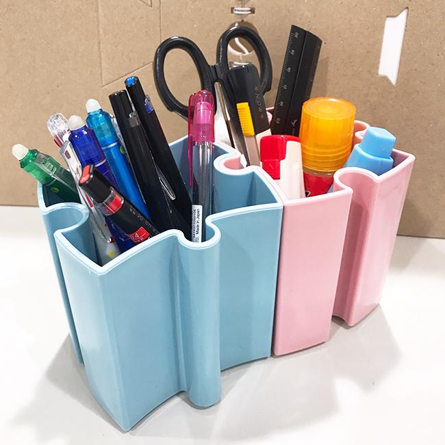 (2005+29) 拼圖置物盒(顏色隨機)
