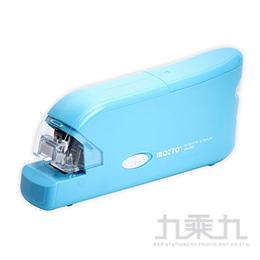 Inozto 10號針電動訂書機-粉藍 BOF10