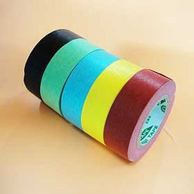 紙膠帶 1.8cm(五色)