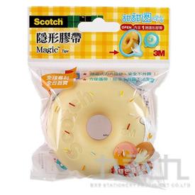 3M 甜甜圈膠台 (奶油+草莓) 810DD-5