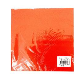單色臘光色紙-幼教(混色)100入