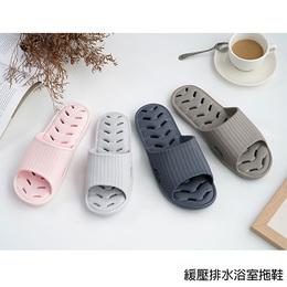 緩壓排水浴室拖鞋 94001