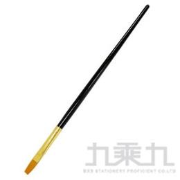 中華尼龍畫筆8號 (平)