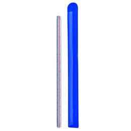 徠福 鋁合金30cm比例尺(細桿) NO.6088