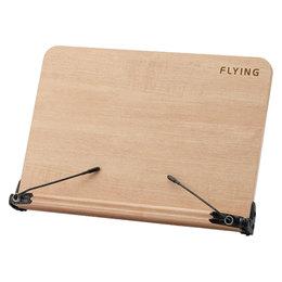 FLYING雙鶖 可調整多功能木質閱讀書架