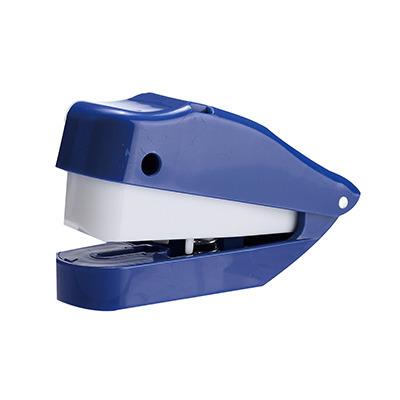 無針訂書機(藍)