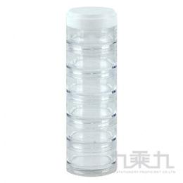 SHUTER 樹德 圓形連環盒 L-40-6入