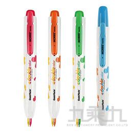 韓國Morris 雙色螢光筆