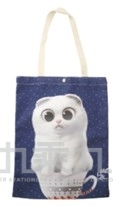 (2101+79)藍貓購物袋