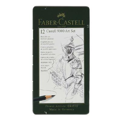 輝柏 頂級2H-8B素描鉛筆(藝術創作組合) 219065
