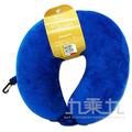 微粒舒壓頸枕/深藍880603