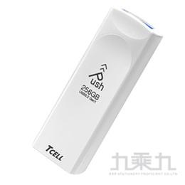 TCELL冠元 USB3.2 Gen1推推碟32/64/128/256GB