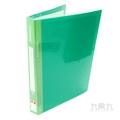 A4色版20入資料簿-綠  TSA4-2005-G