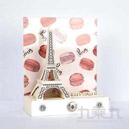 3D立體便條紙-艾菲爾鐵塔(大)