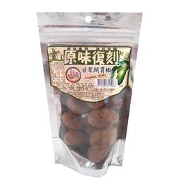 原味復刻-甘草開胃橄欖150g